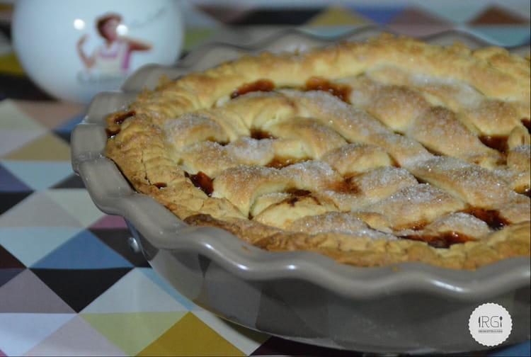 recette de tarte aux pommes fa on apple pie la recette. Black Bedroom Furniture Sets. Home Design Ideas