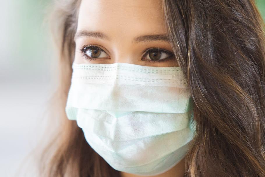 Comment prendre soin de sa peaulorsqu'on porte un masque?