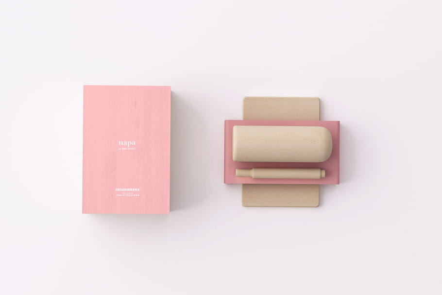 Made in design X Designerbox : le coffret cadeau signé Bina Baitel
