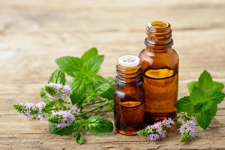 Hydrolat de menthe poivrée: bienfaits, acné, bain de bouche