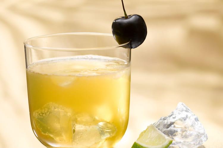 Cocktail Pineau Mule