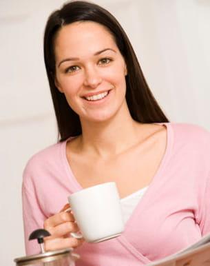 café ou thé, peu importe, c'est la pause qui est importante !
