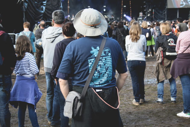 Un t-shirt à l'effigie du Festival