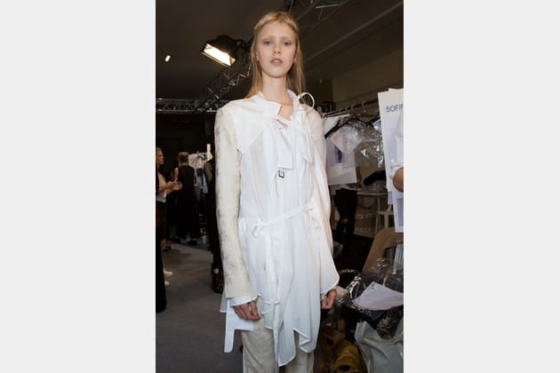 Ann Demeulemeester (Backstage) - photo 20