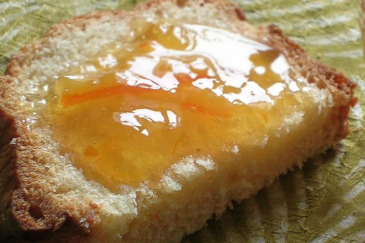 Marmelade d'oranges et de mandarines à la cannelle