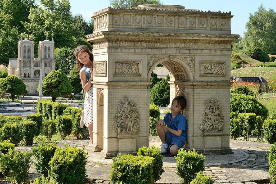 Vivez l'expérience Fort Boyard à France Miniature