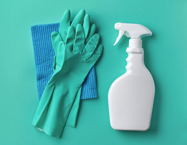Fabriquer un produit désinfectant maison
