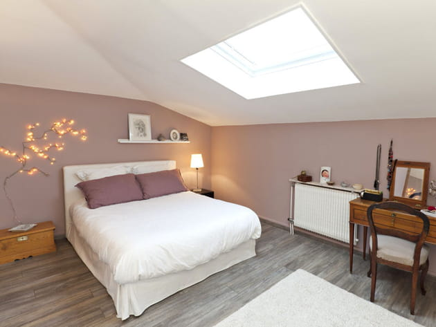 Stunning Couleur Vieux Rose Chambre Gallery - House Design ...