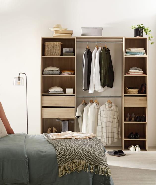 un dressing composer. Black Bedroom Furniture Sets. Home Design Ideas