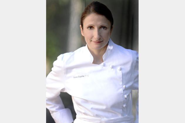 Anne-Sophie Pic, chef de la Maison Pic