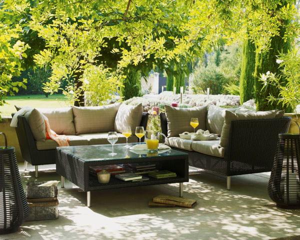 Salon de jardin : 40 nouveautés outdoor