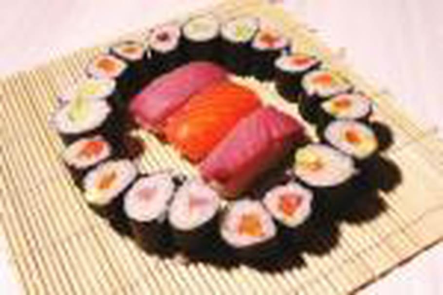 Apprenez à faire des sushis maison