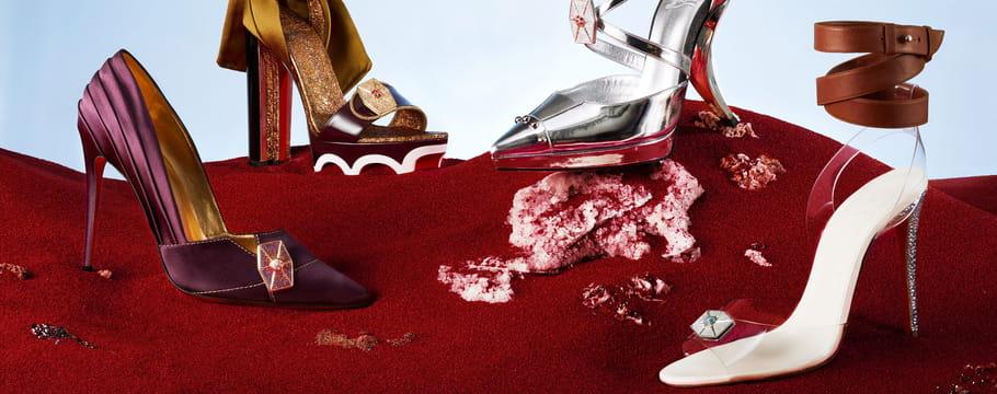 taille 40 a113e 663aa Chaussure de luxe : tous les articles le Journal des Femmes