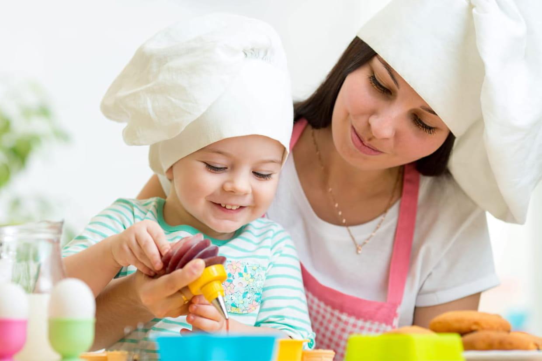 5 Bonnes Raisons De Cuisiner Avec Les Enfants