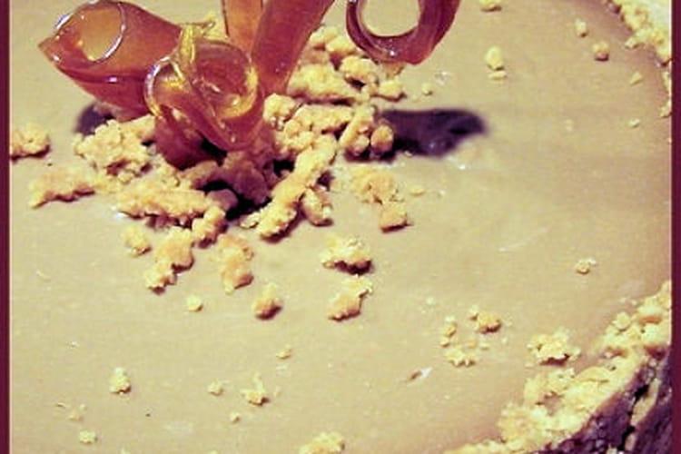 Cheesecake aux mille Carambar