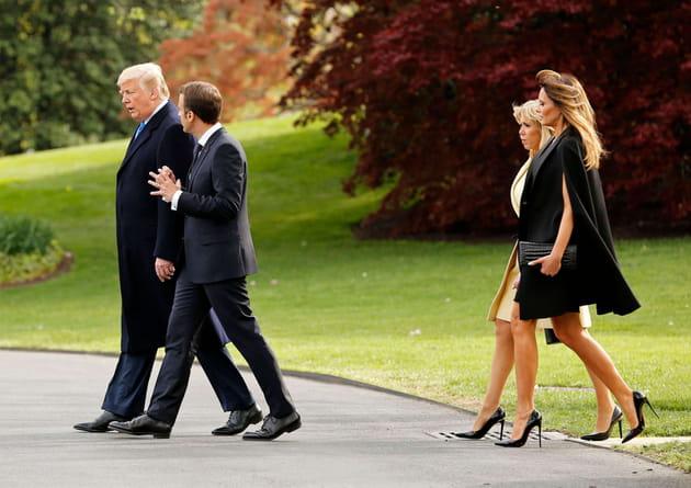 En marche vers la Maison Blanche
