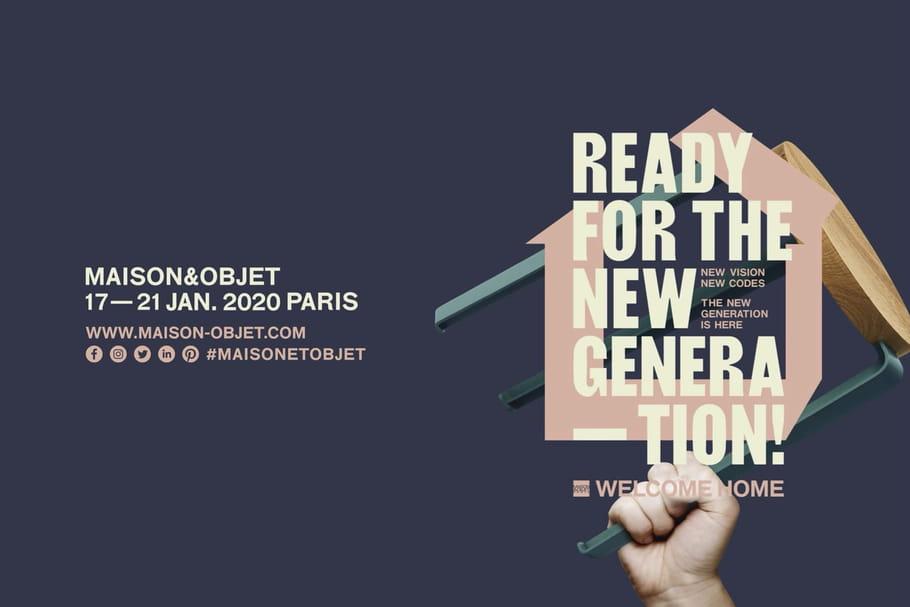 Salon Maison et Objet janvier 2020: zoom sur la thématique et l'identité du designer de l'année