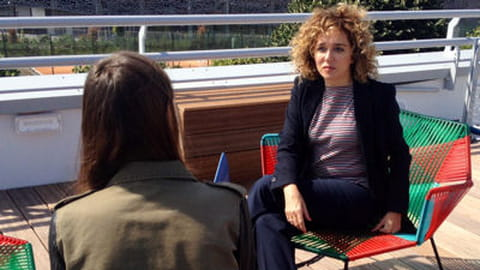 Comme le vent : interview Valeria Golino