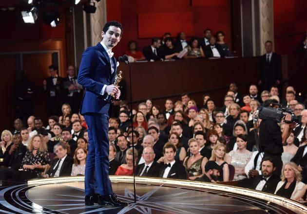 """Damien Chazelle, Meilleur réalisateur pour """"La La Land"""""""