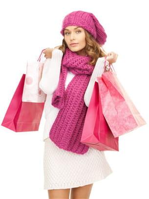 une après-midi shopping entre amies ? c'est bon pour votre ligne !