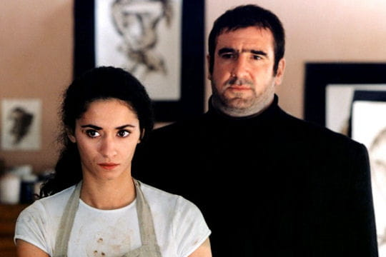 Rachida Brakni - Eric Cantona