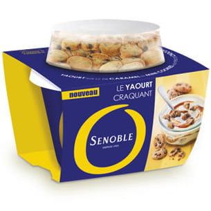 les yaourts craquants de senoble