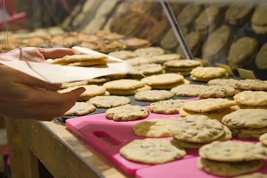Cookies 100% bio