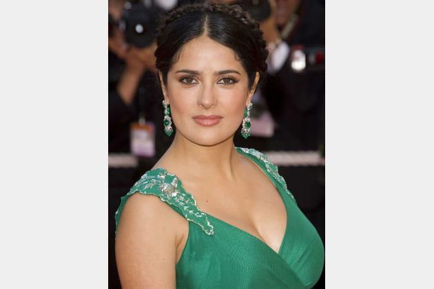 Salma Hayek, actrice