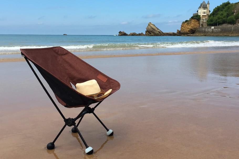 L'objet du désir: le fauteuil outdoor Chair One d'Helinox