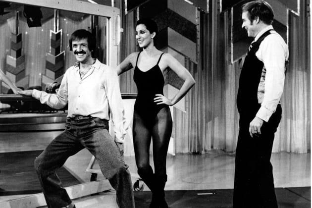 Sonny & Cher, en bons termes