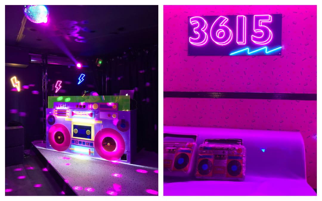 decoration-annees-90-neon-3615-bar