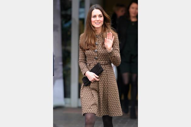 Kate Middleton le 19novembre 2013