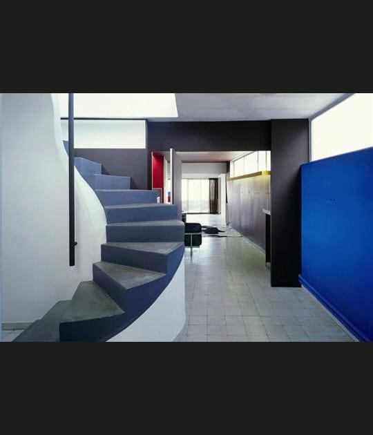Visite de l'appartement-atelier Le Corbusier