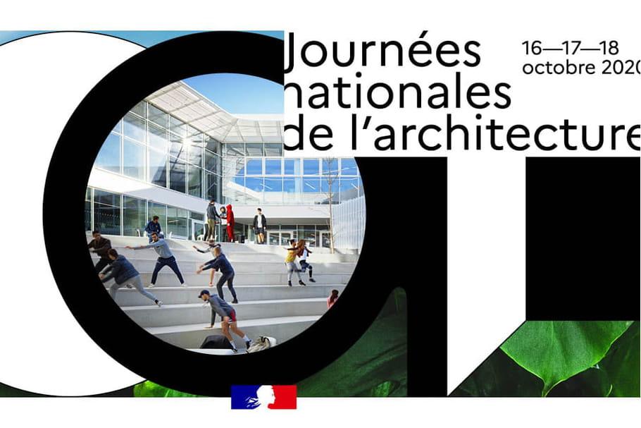 Journées nationales de l'architecture 2020: demandez le programme!