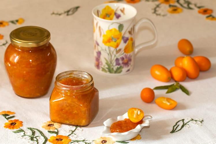 Marmelade de Kumquats à la vanille de Tahiti