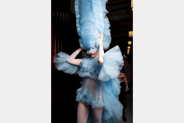 Pam Hogg (Backstage) - photo 25