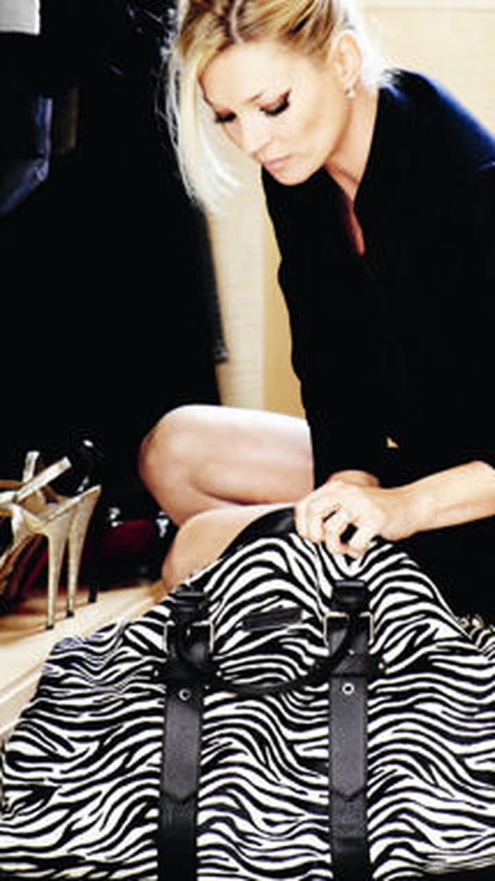 Les sacs à main de Kate Moss pour Longchamp