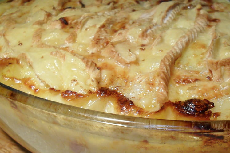 Tartiflette traditionnelle