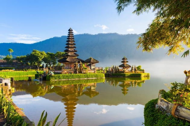 2- L'Indonesie: idéale pour partir seule et loin