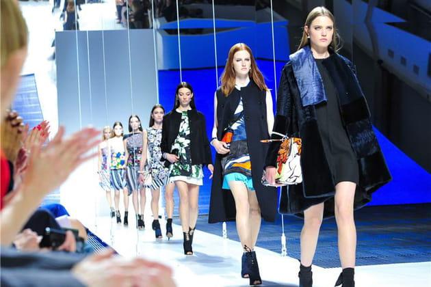Défilé Cruise 2015 : Dior en croisière àNewYork