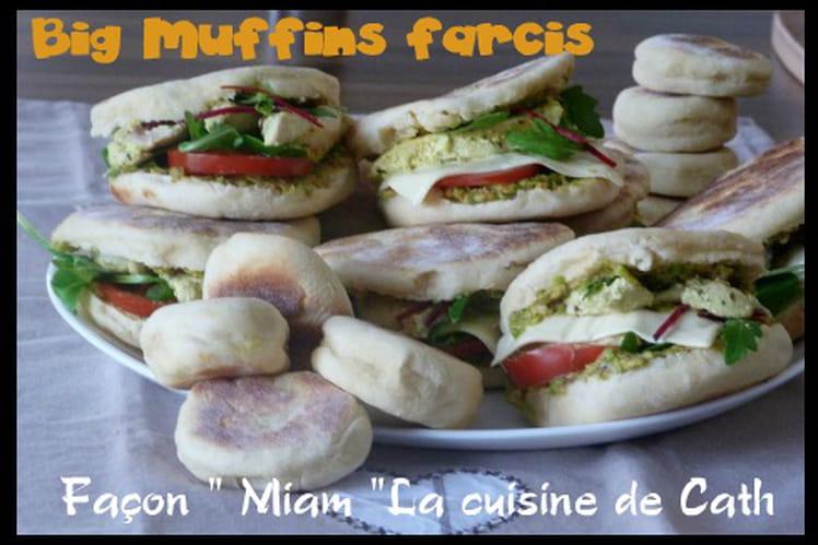 Big Muffins anglais farcis