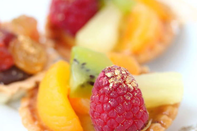 Mini tartelette aux fruits