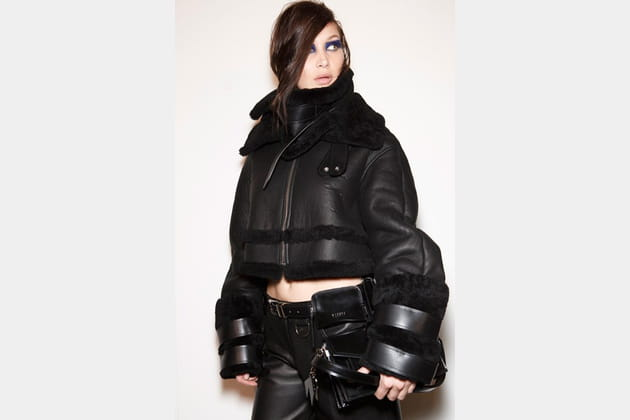 Versus Versace (Backstage) - photo 25