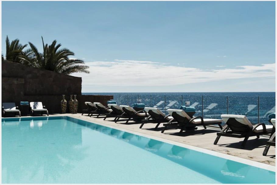 Le Tiara Miramar Beach Hotel & Spa à Théoule-sur-Mer en PACA