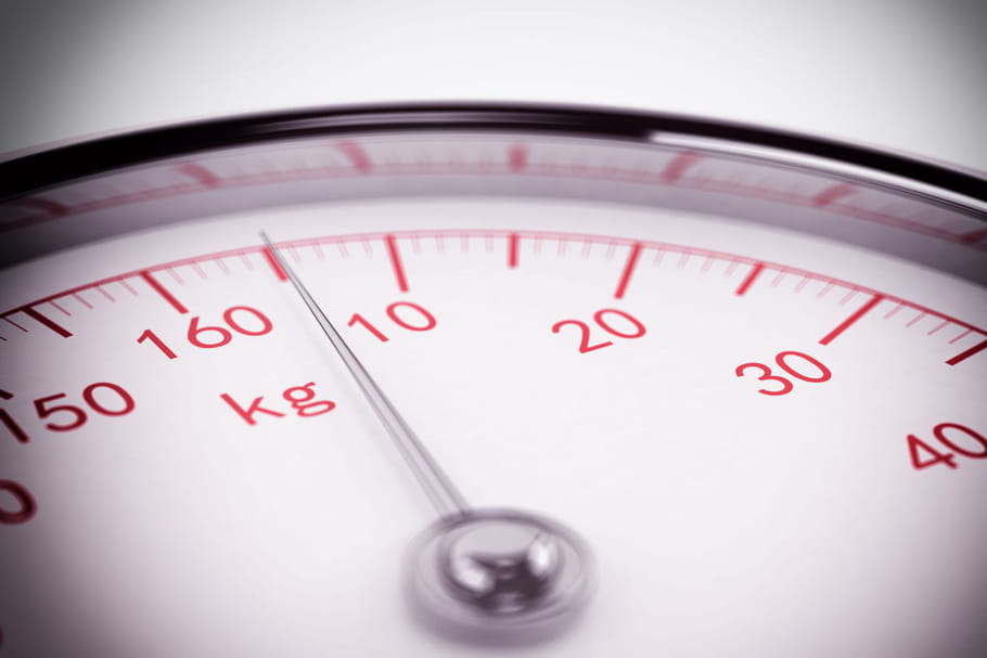 L'excès de poids ne faiblit pas en France