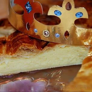 galette des rois pâtissière amande et rhum