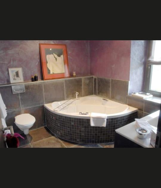 La salle de bains \