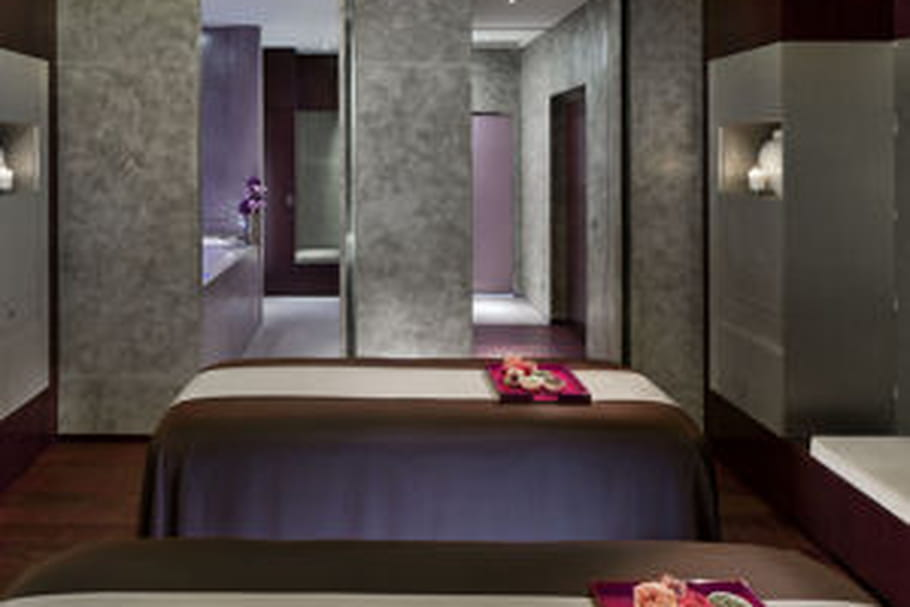 Spa d'exception à l'hôtel Mandarin Oriental Paris