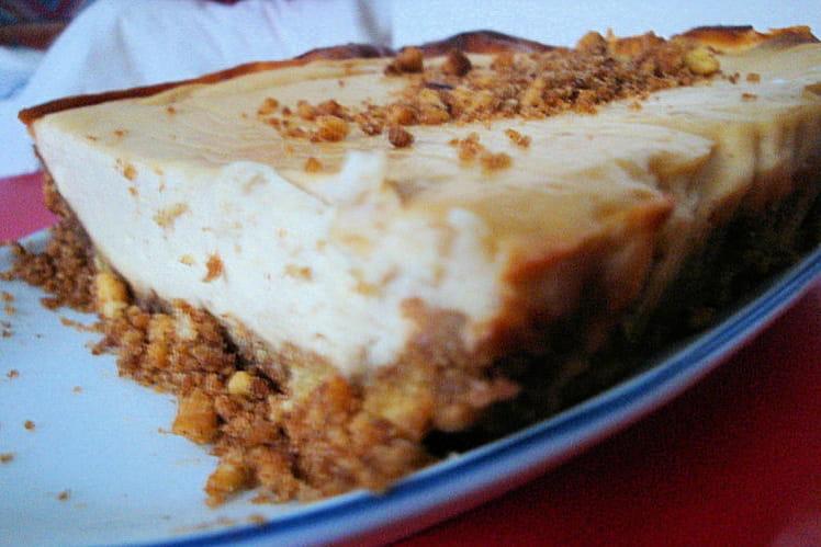 Cheesecake light à la danette