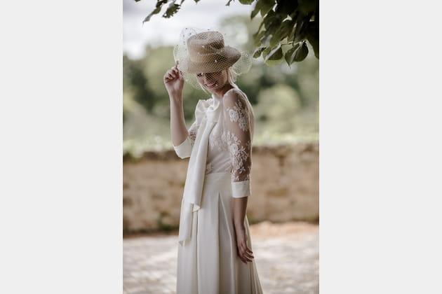 Robe de mariée Insolence, Victoire Vermeulen